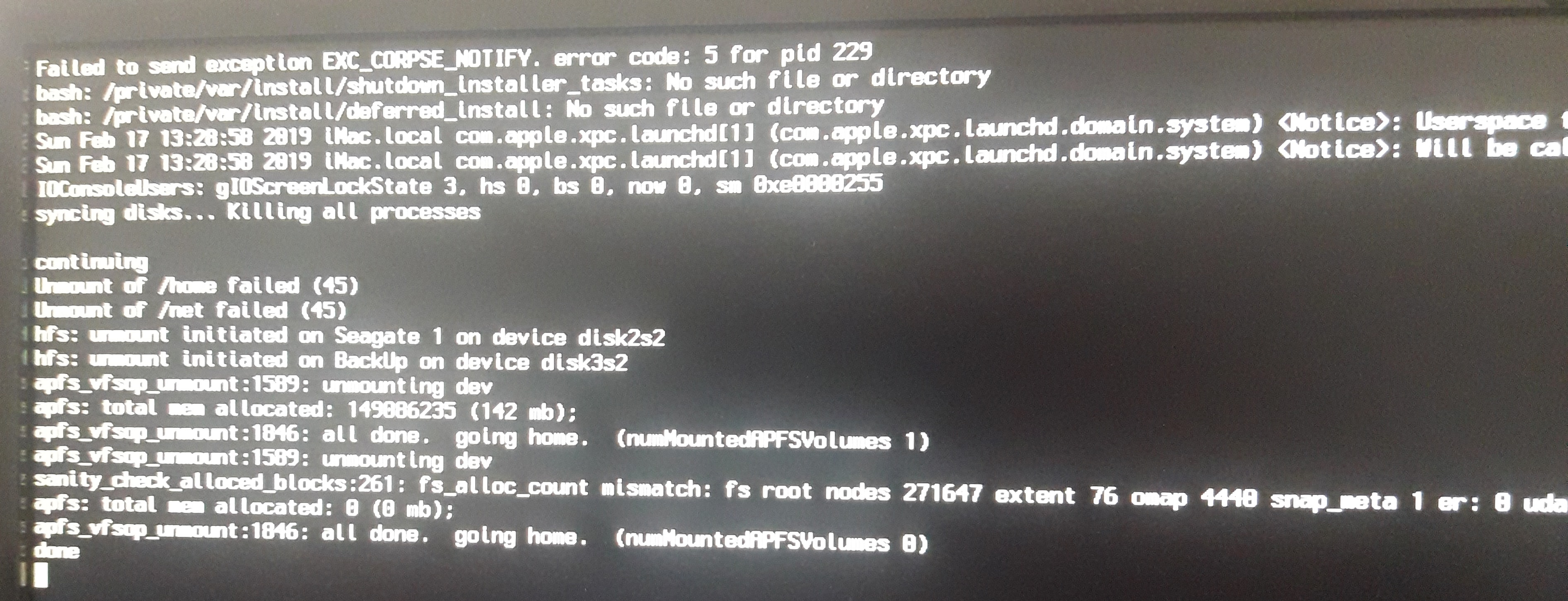 Slow boot with High Sierra   Page 2   tonymacx86 com