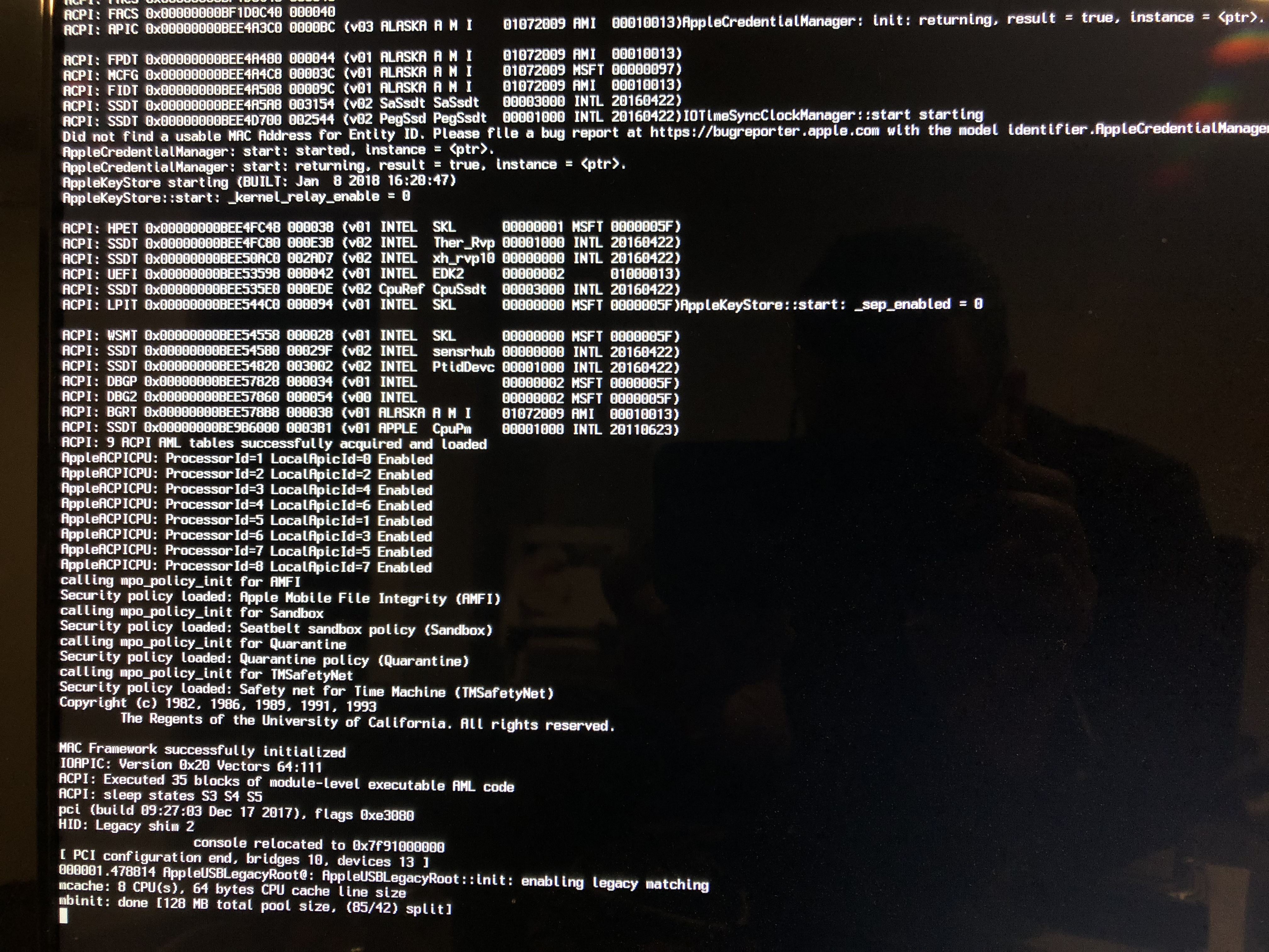 Solved] Can't upgrade to High Sierra | tonymacx86 com