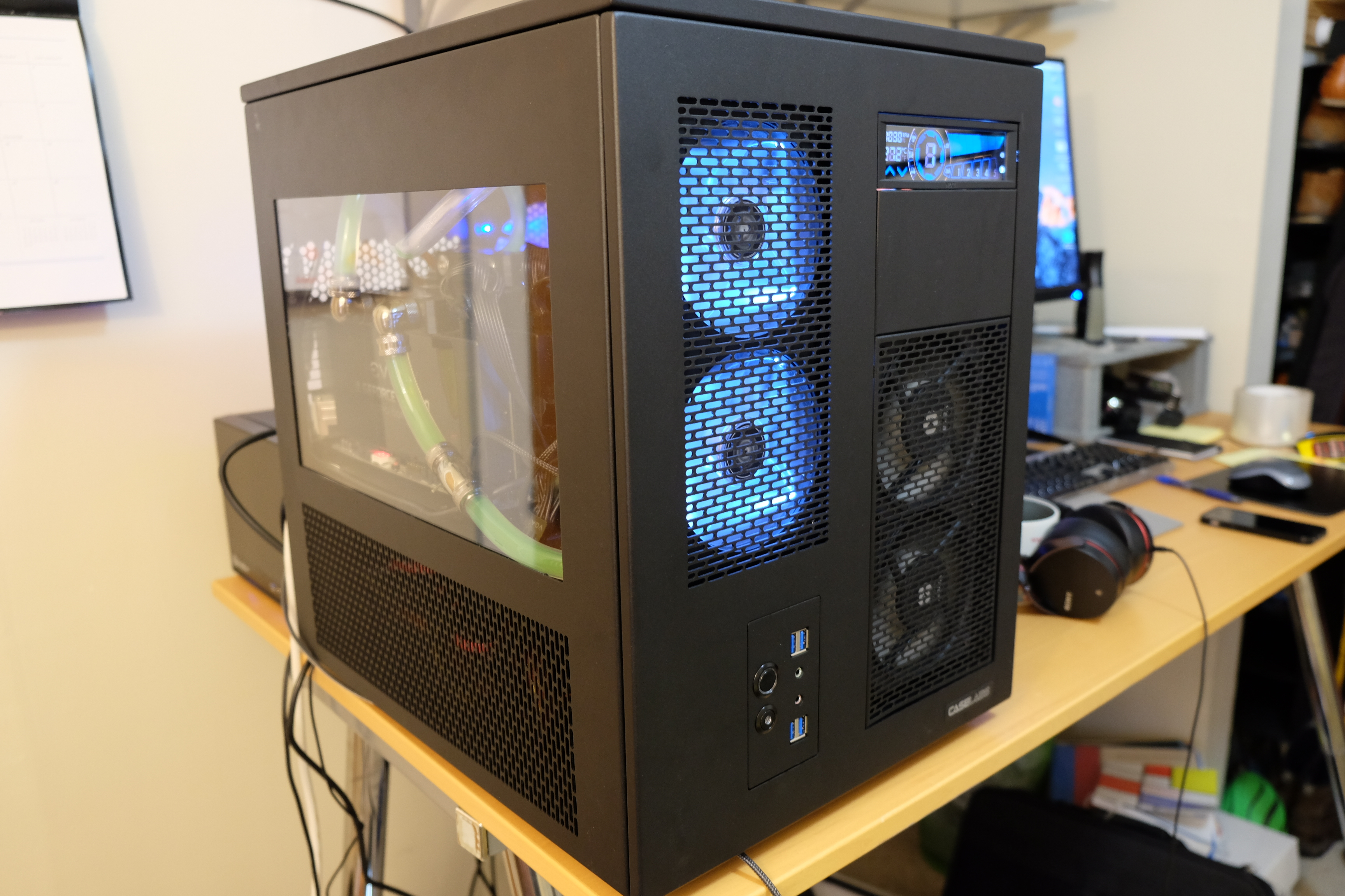 Techdiode Workstation Build: Asus X99-E WS 5820k GTX 780 x 4 ...