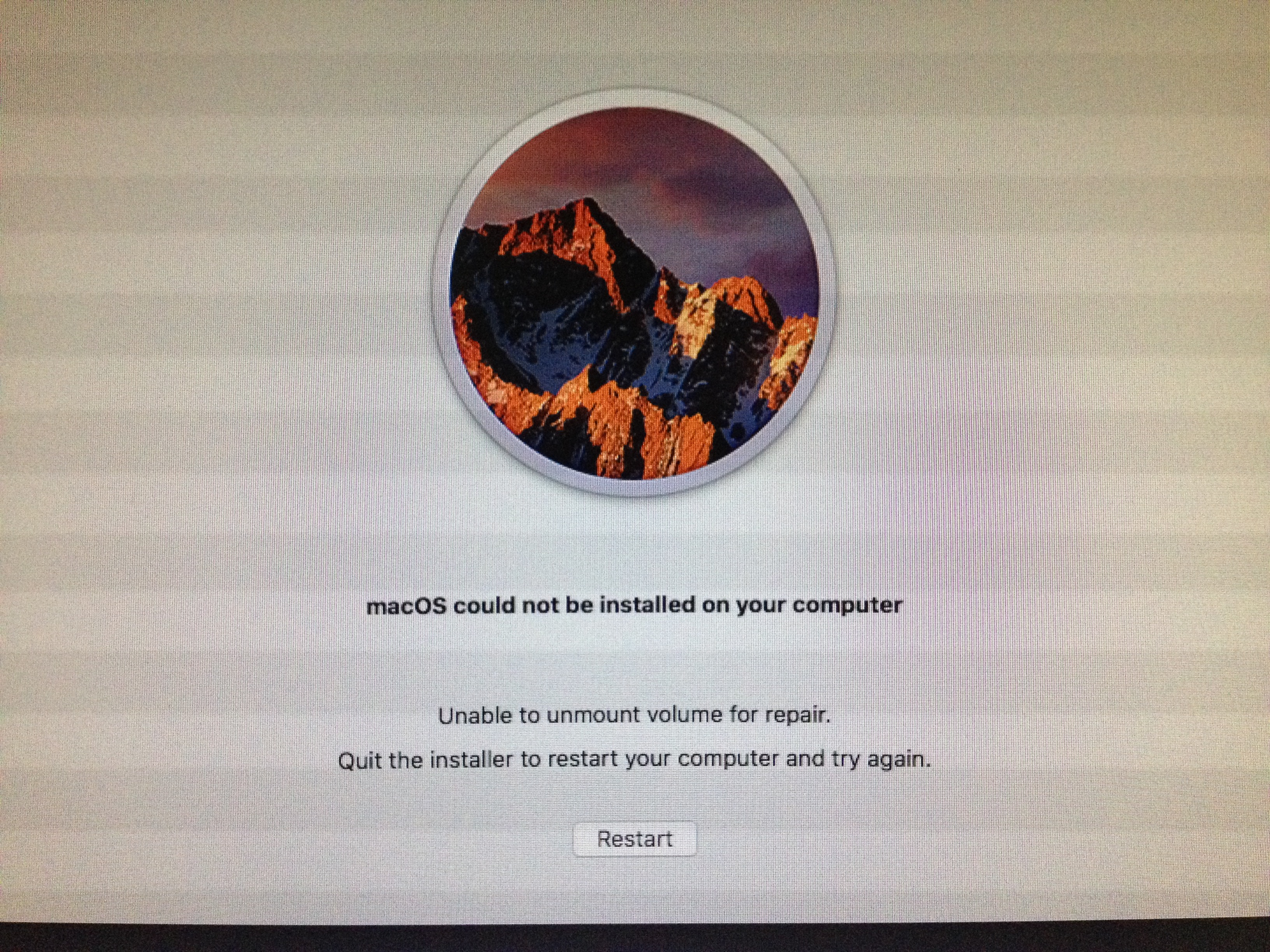 macOS could not be installed on your computer  | tonymacx86 com