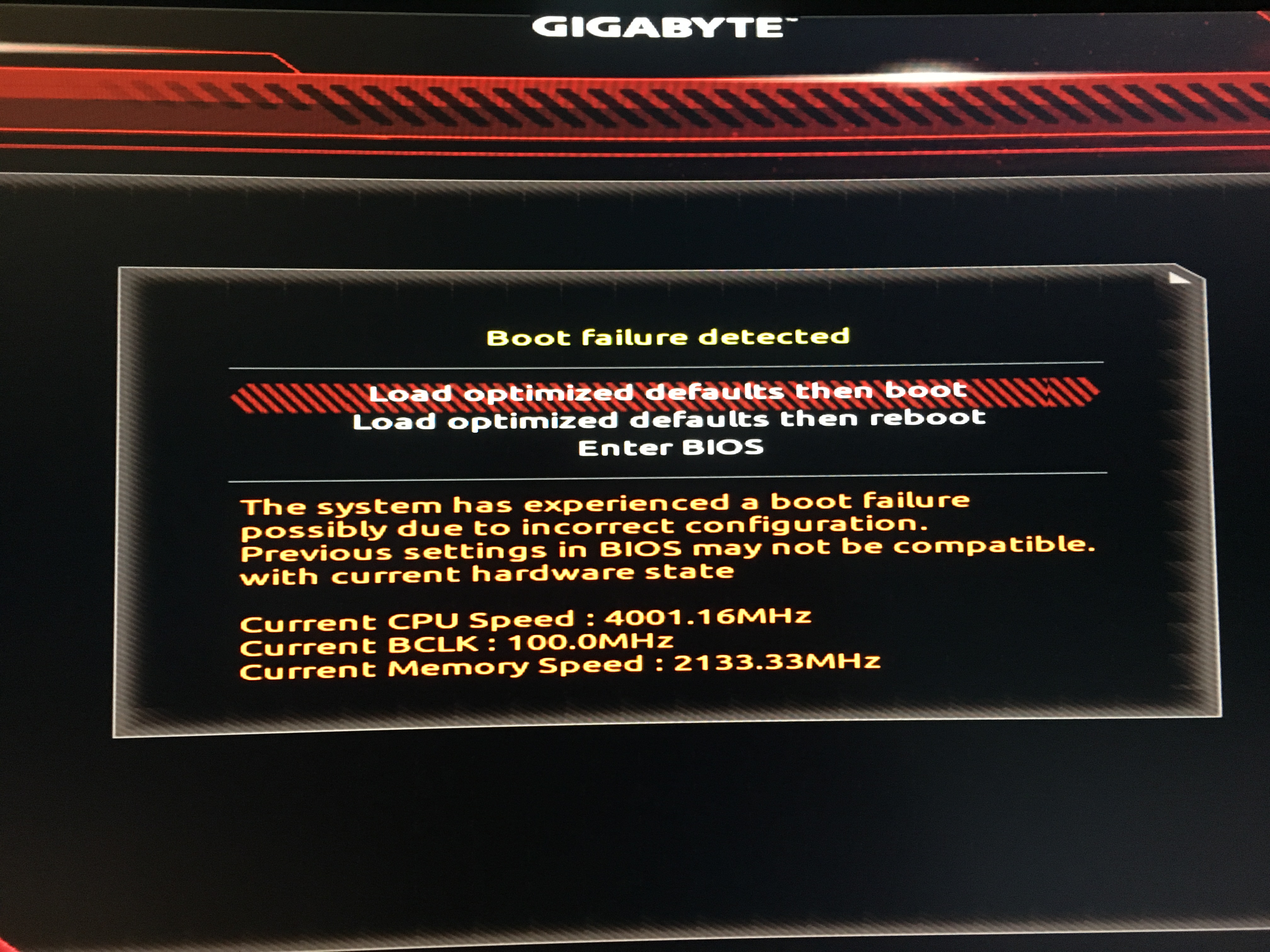 PC randomly shuts off after updating BIOS   Tom's Hardware Forum