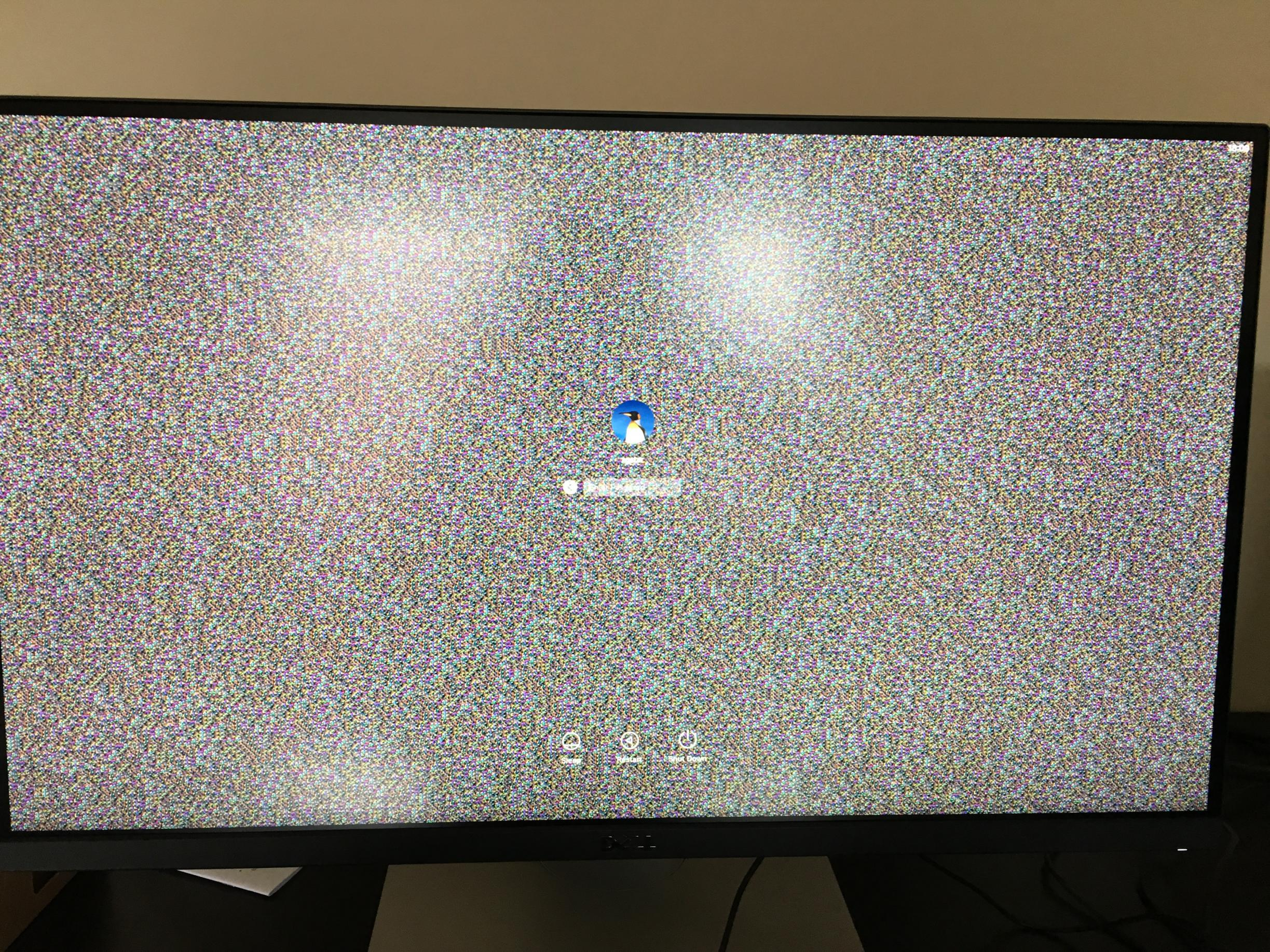 EVGA GT 740 SC w/ webdrivers: glitches and no full