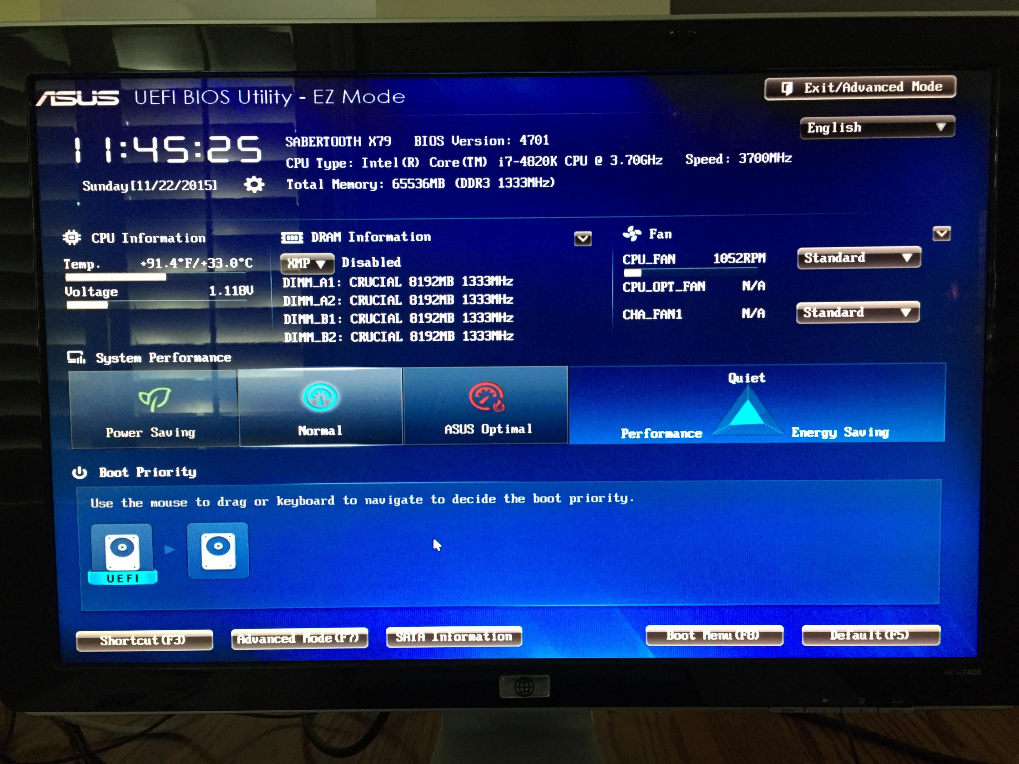 EL CAPITAN on ASUS Sabertooth X79 | tonymacx86 com