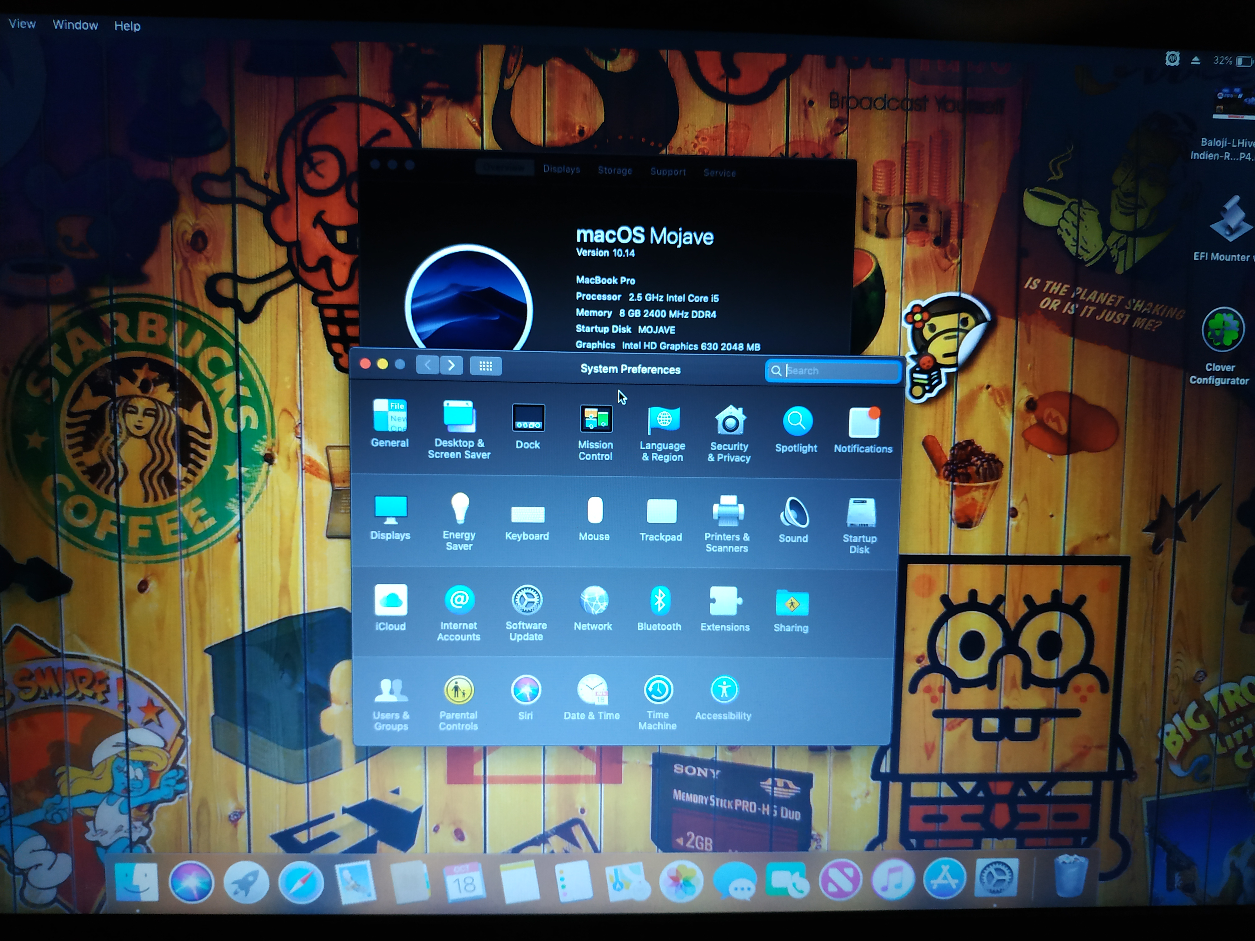 Guide] Dell 15 5577 Works with Mojave   tonymacx86 com