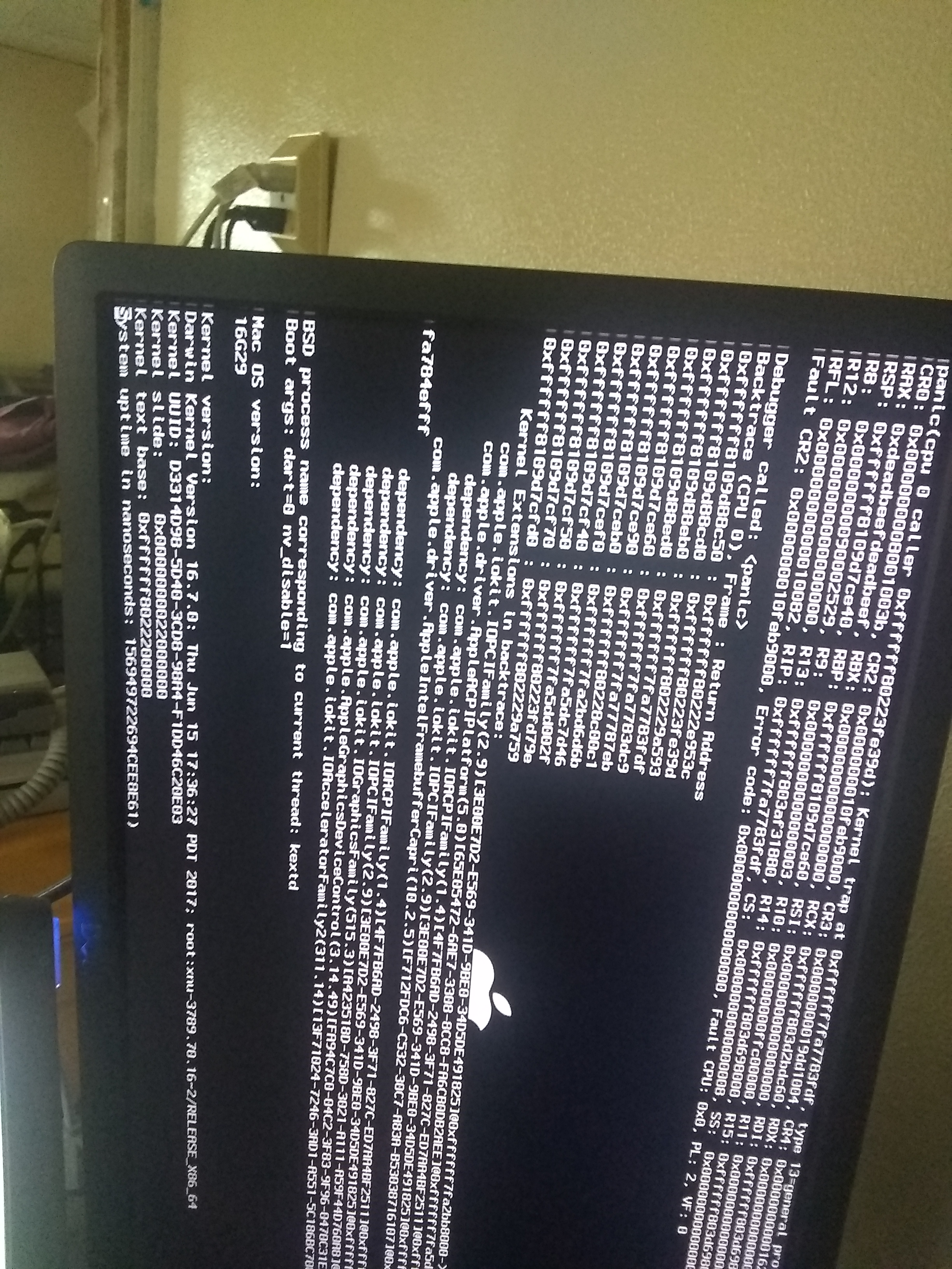 Power Mac G4 MDD - Kernel Panic after boot from USB