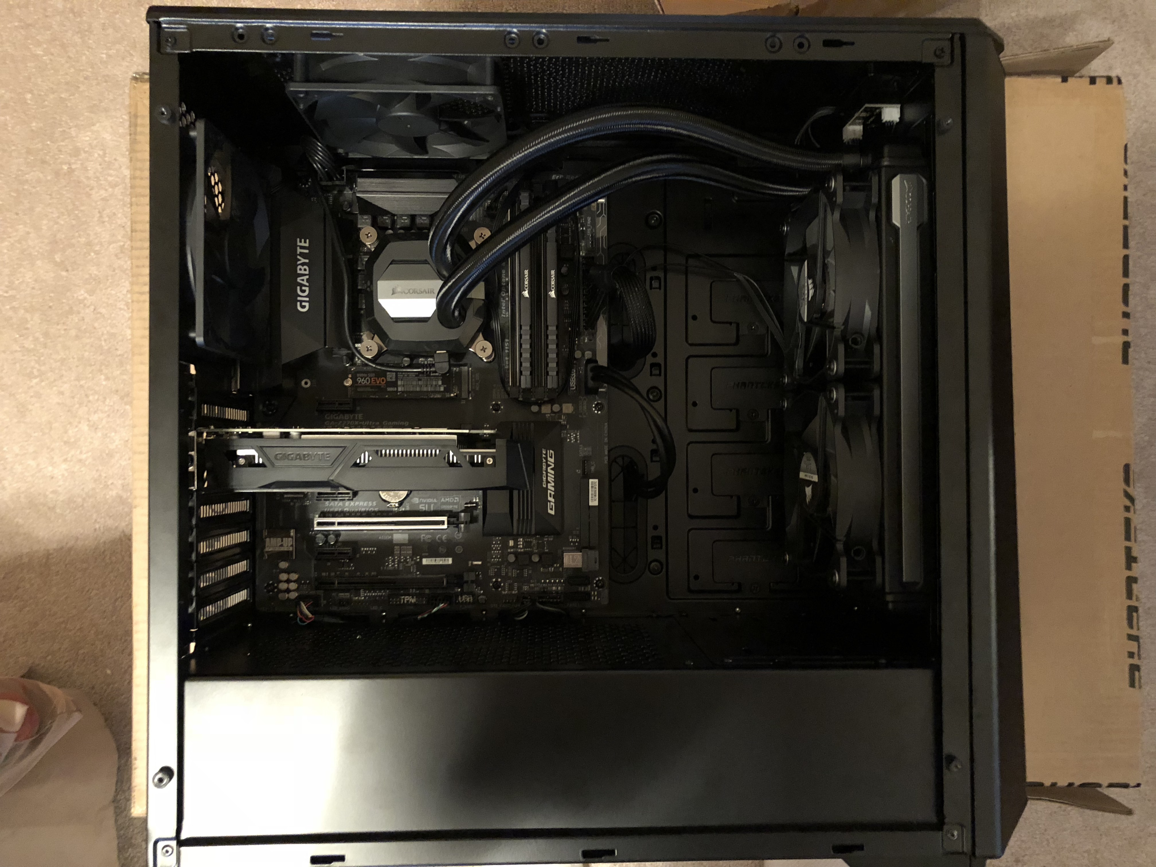 Solved] Starting My First Build | tonymacx86 com