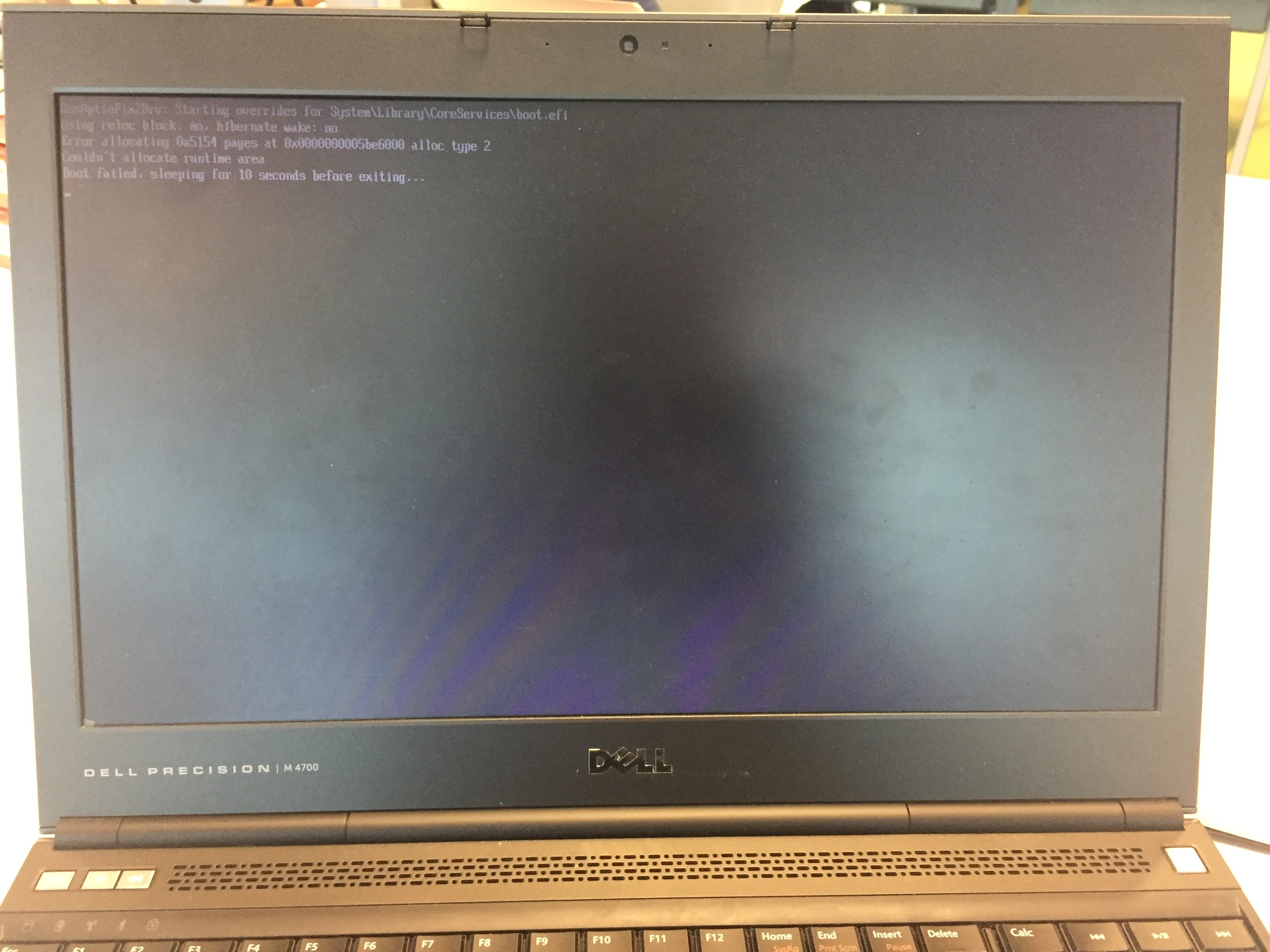 Installing on Dell Precision M4700, bunch of issues | Page 2