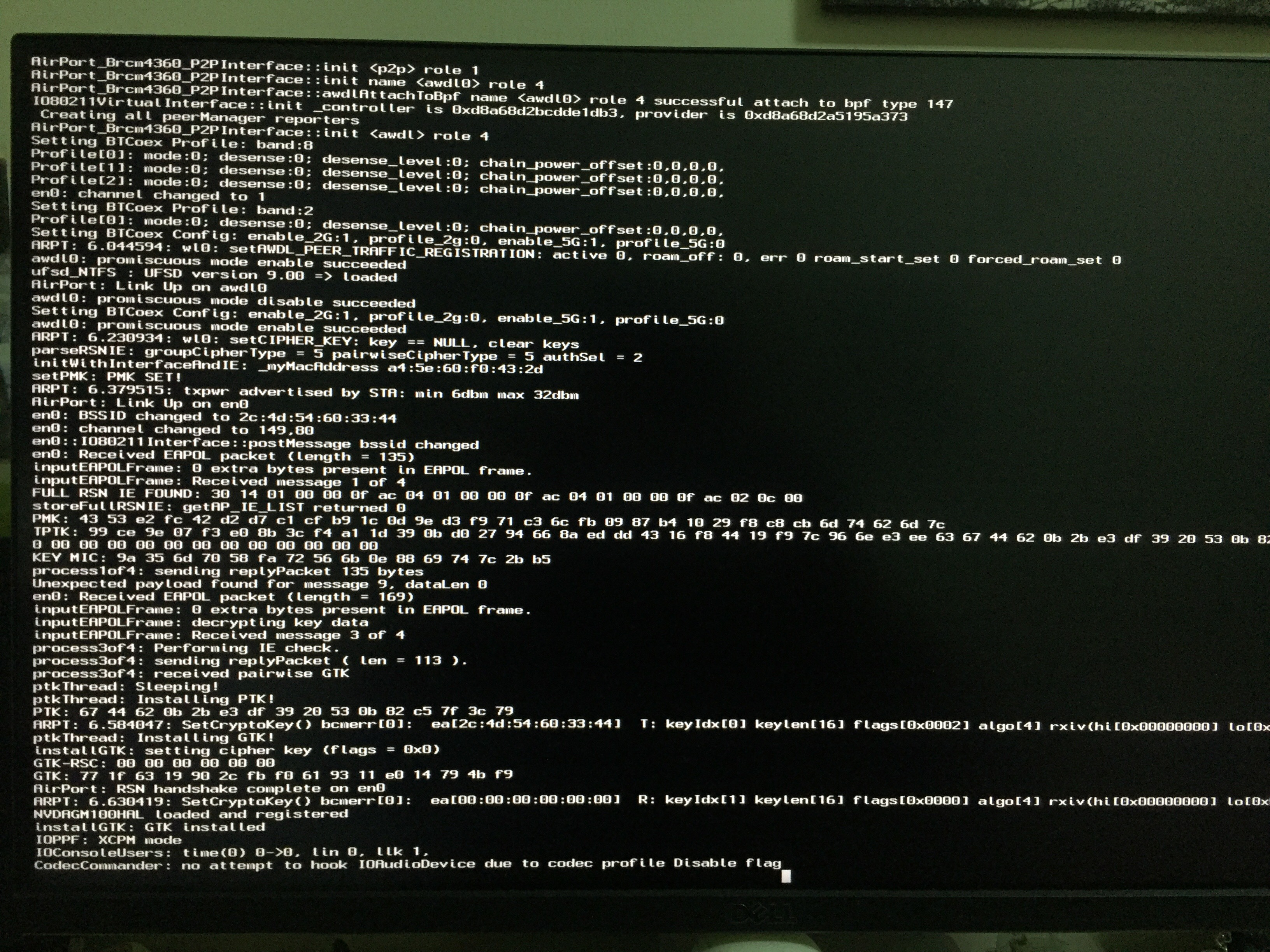 Solved] Black Screen and Frozen with Nvidia web driver