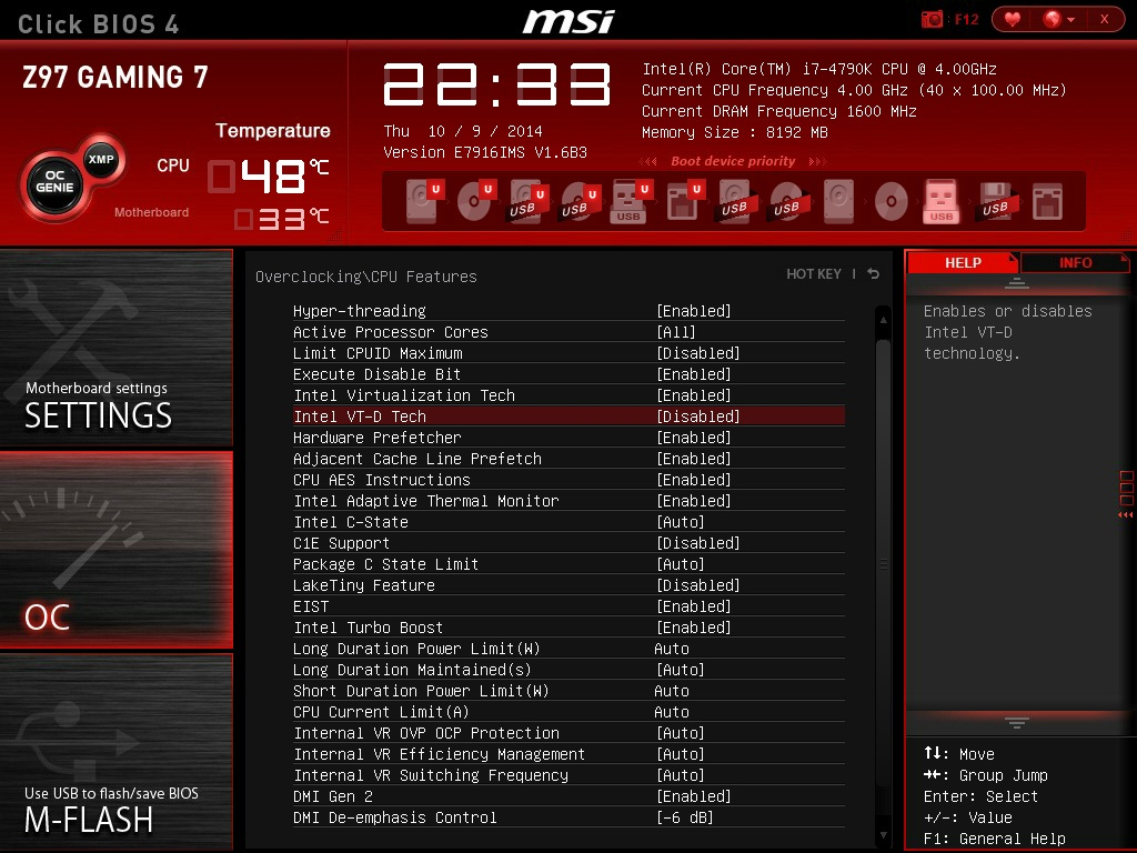 MSI 9 Series Motherboards - OS X Setup and Configuration