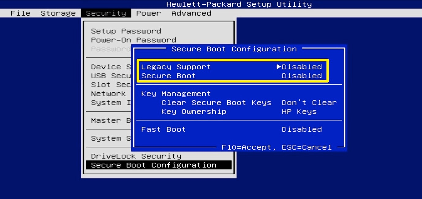 boot from USB option not available in bios | tonymacx86 com