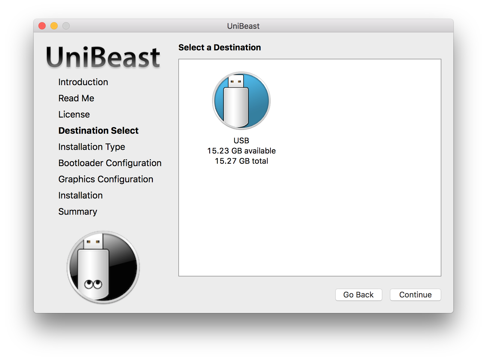 UniBeast: Install macOS Mojave on Any Supported Intel-based