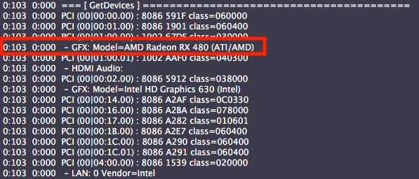 ASUS Radeon RX 570 4gb Clover detects wrong Value