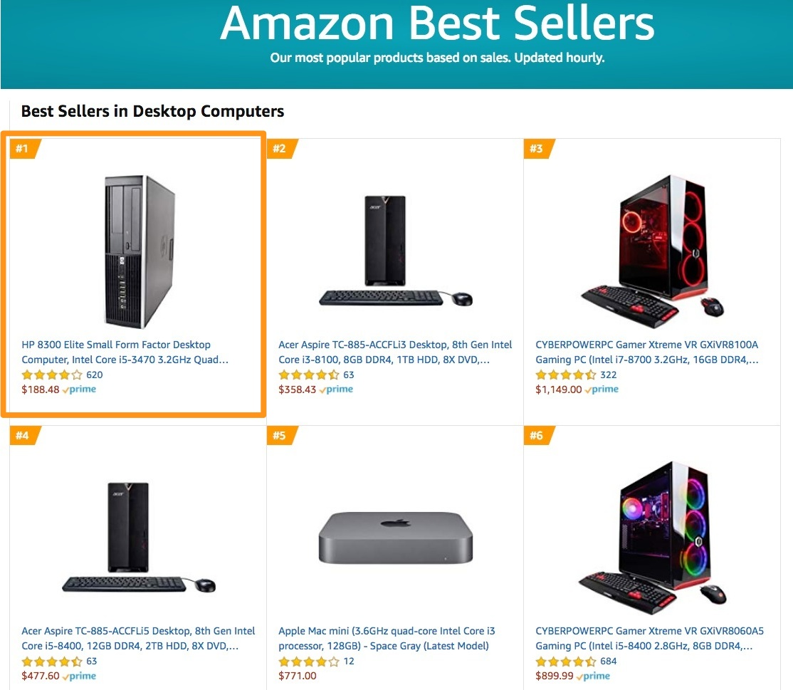 HP 8300 Elite SFF with Core i5 for $92 50 at Newegg