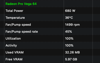 GUIDE] Injection of AMD Vega Power and Fan Control Properties