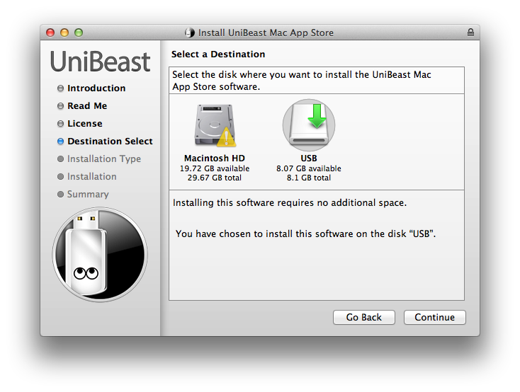 UniBeast: Install OS X Mountain Lion on Any Supported Intel
