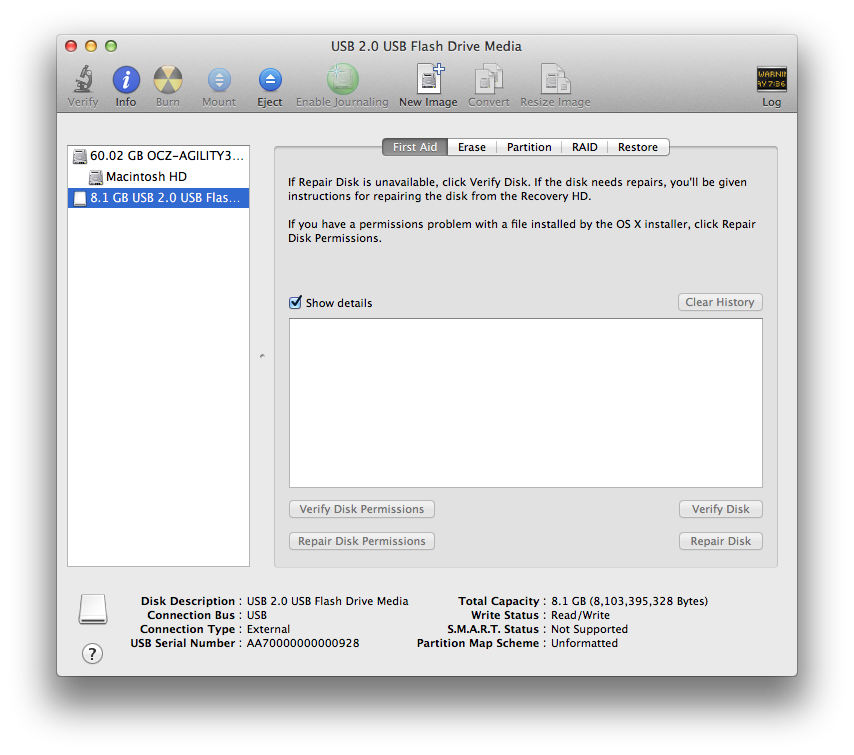 How To Install OS X Yosemite Using Clover