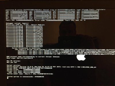 hackintosh mac os not yet set