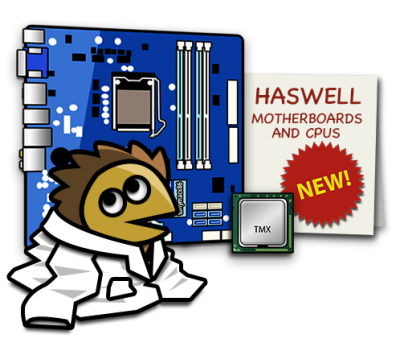 Early Adopter's Guide to Intel's Haswell CPUs and 8-Series