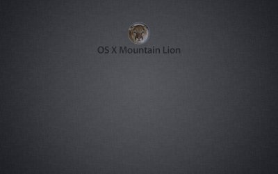 Os X Mountain Lion Wallpaper