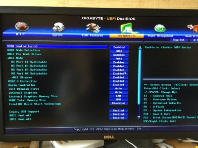 Solved] GA-B75m-D3H - Core i3 3320 Booting from Unibeast
