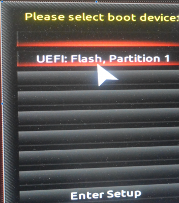 57. F12.Select Installer USB.png