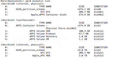 Solved] Multiple EFI but not seeing the active one