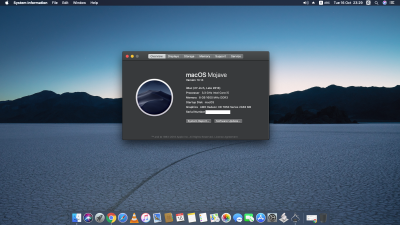 Hackintosh Mojave Amd