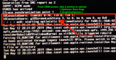Black screen after boot on Mojave | Page 7 | tonymacx86 com