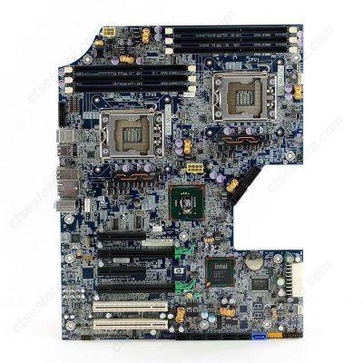 Building dual XEON X56xx system - what motherboard? HP z800
