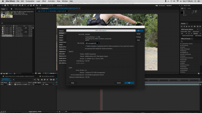 is cuda enabled yosemite adobe cc 2014 premiere after effects
