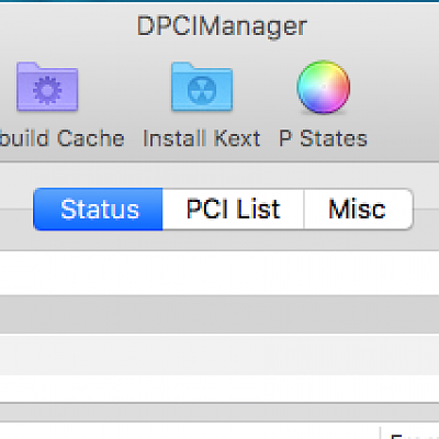 DPCIManager