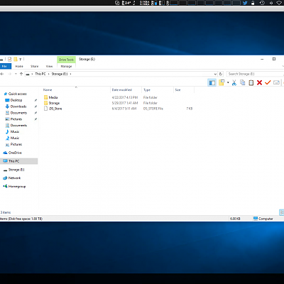 Updated Windows 7 to Windows 10 in SAMBA VM