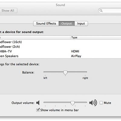 airplay Sound